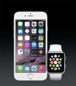 iPhone and Watch