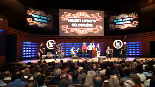 Music performer and entertainers also grace the stage during ideacity.