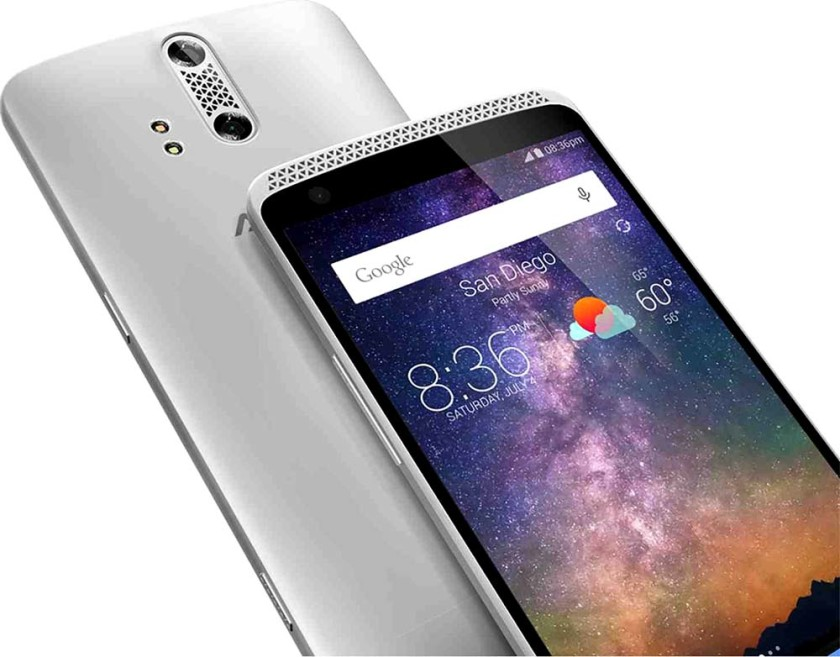 New Antimicrobial Corning Gorilla Glass will be used on the ZTE Axon.