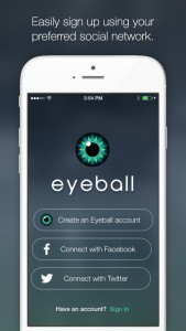 Eyeball screenshot 3