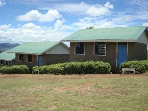 Classrooms in Kenya