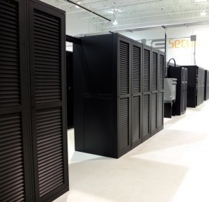 Canadian Web Hosting 100% Canadian Data Centre (PRNewsFoto/Canadian Web Hosting)