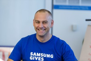 Mark Childs, Chief Brand Officer, Samsung Electronics Canada