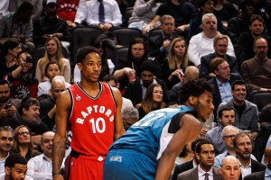 The Toronto Raptors have big data on their side thanks to a partnership with IBM- Photo by Gadjo Sevilla