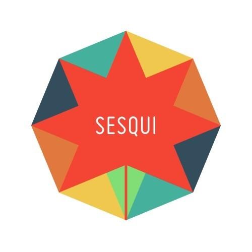 SESQUI-SESQUI logo