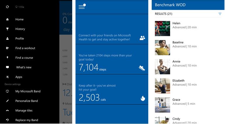 Microsoft-Health-app