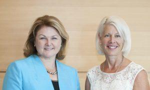Co-authors Barbara Orser and Catherine Elliott