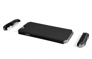 Solace II high-impact polycarbonate cases