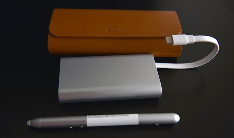 Huawei-dock-and-pen