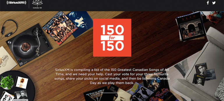 Companies Celebrating Canada's 150th Birthday With Special