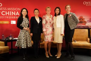 China, Canada Say 'Best Era for Women Entrepreneurs' Offers Digital Opportunities and Challenges