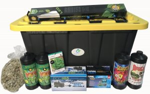 a home hydroponic grow kit