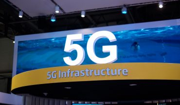 sign says 5G infrastructure