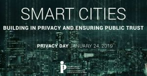 Smart Cities Privacy Day Symposium poster