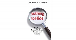 book cover from Nothing to Hide