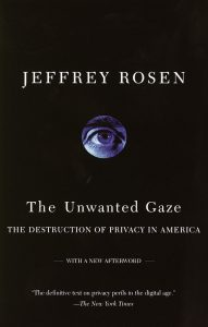 book cover from Unwanted Gaze