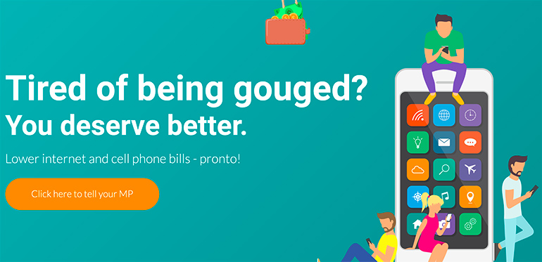 TekSavvy's 'Pay Less' campaign pushes CRTC to lower phone, Internet