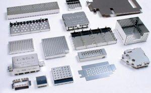 EMI shielding materials