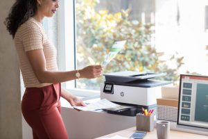 Win the HP OfficeJet Pro 9015 All-in-One Printer for Mothers