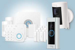 Ring devices and smart home gadgets