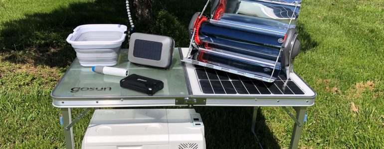 solar kitchen products