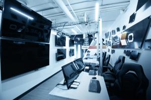 high tech command centre
