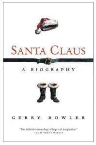 Santa Claus: A Biography book cover