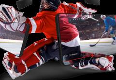 hockey player, smartphone screens