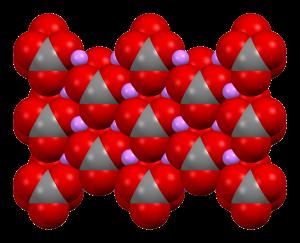 graphic of molecular compound